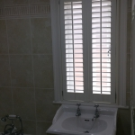 Bathroom Shutter 63mm slats