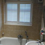 Bathroom Shutter